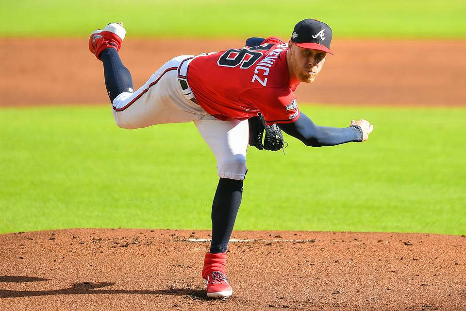 Braves' Hopes Rest On Grown-Up Foltynewicz And Ronald Acuna Growing Up