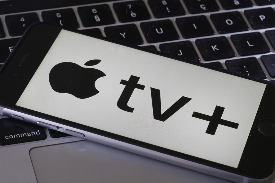 Apple TV Plus : Illustration