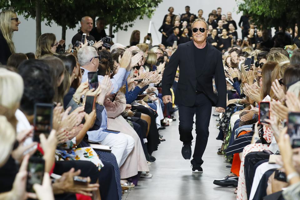 Michael Kors settles for 2 Runway Shows a year amid health crisis.