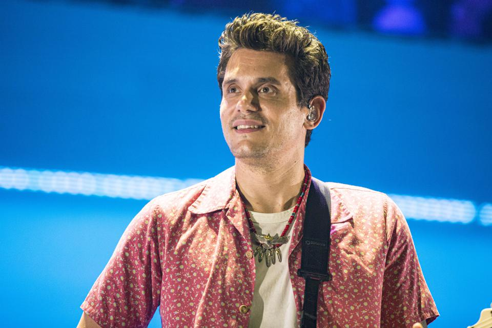 John Mayer Is Doing Better Than Ever On The Rock Chart — At Least That's What The Numbers Say