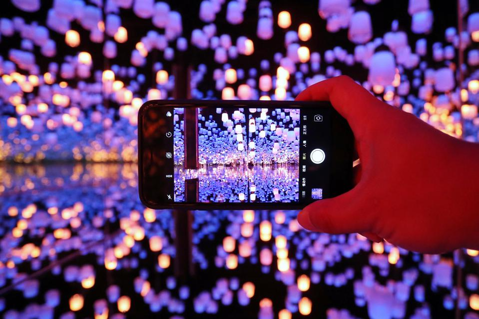 World's Second teamLab Borderless To Open In Shanghai