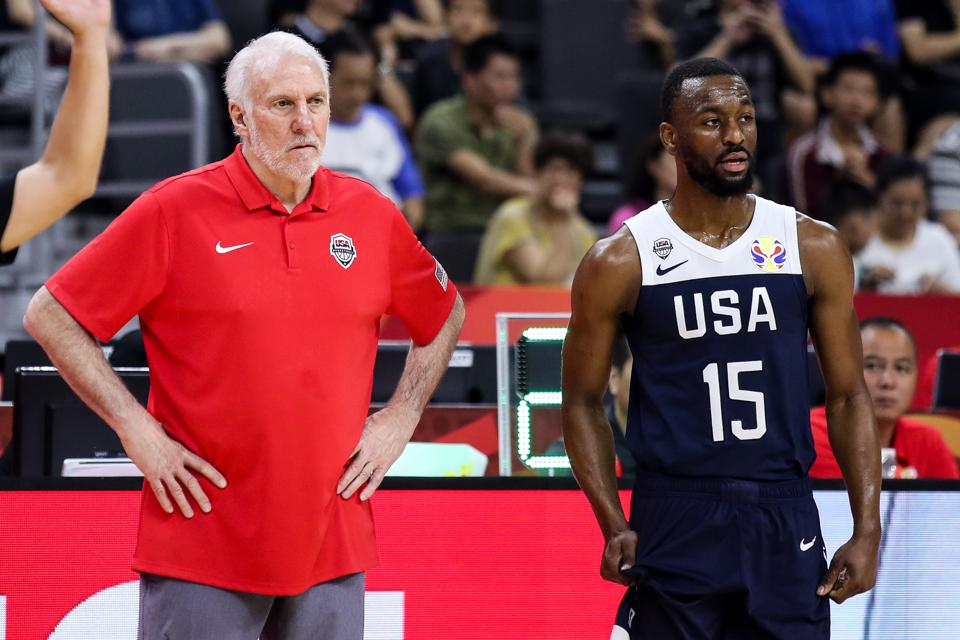USA Is Still No. 1 In FIBA World Basketball Rankings, But Spain Is Closing In