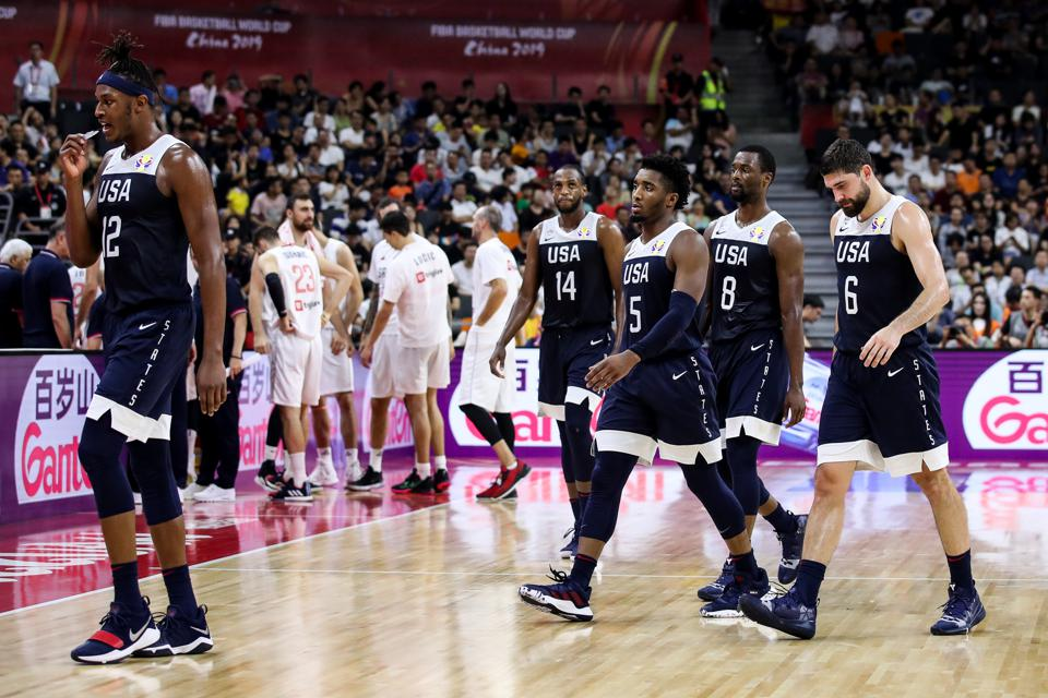 Serbia v USA: Games 5-8 - FIBA World Cup 2019
