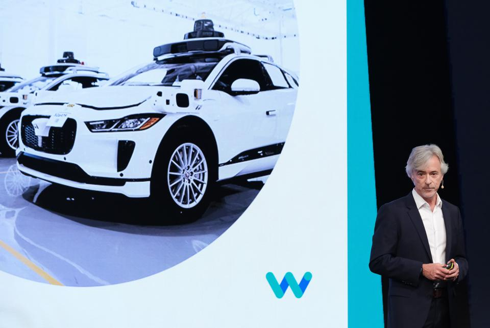 Waymo is Google's self-driving platform.
