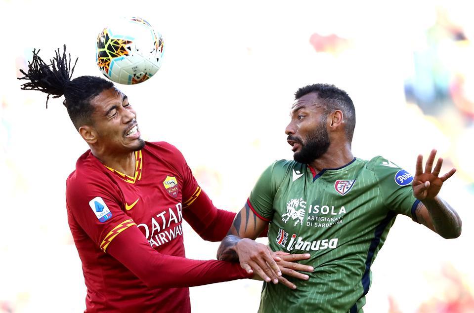 AS Roma v Cagliari  - Serie A