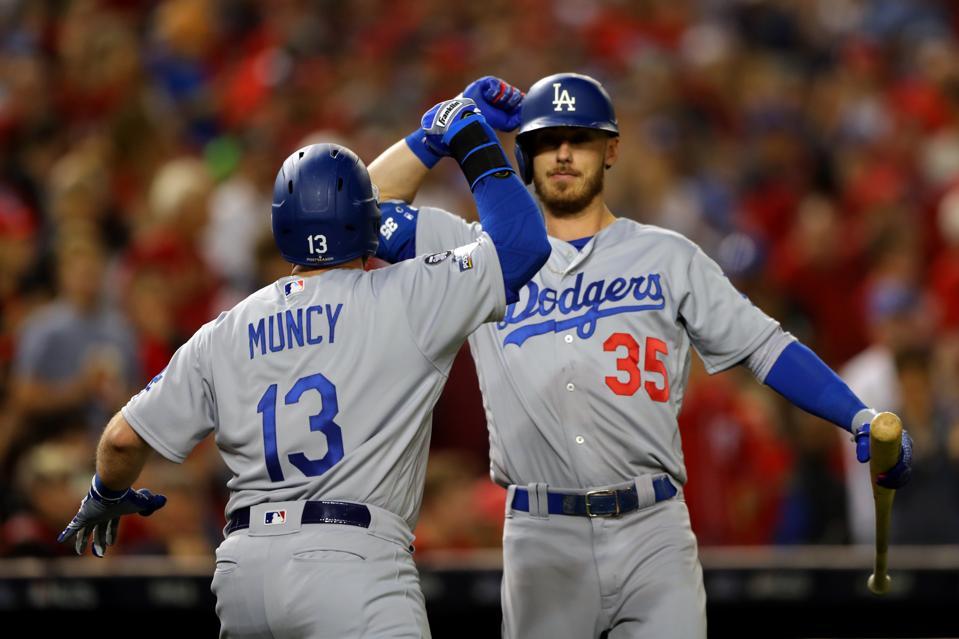 2019 NLDS Game 3 - Los Angeles Dodgers v. Washington Nationals