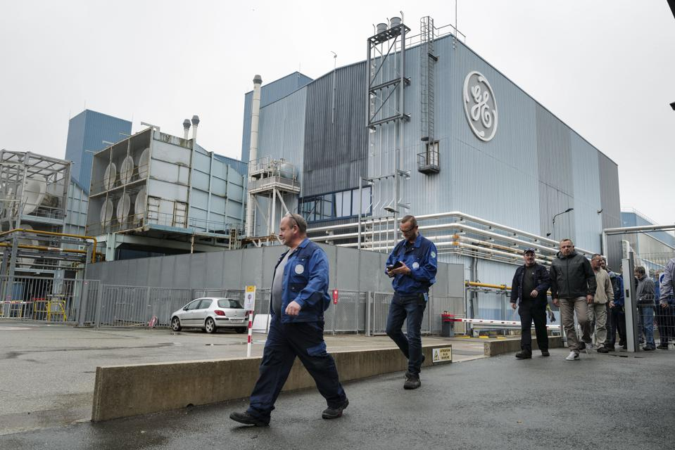 So Why Are GE's Pensions So Underfunded, Anyway?