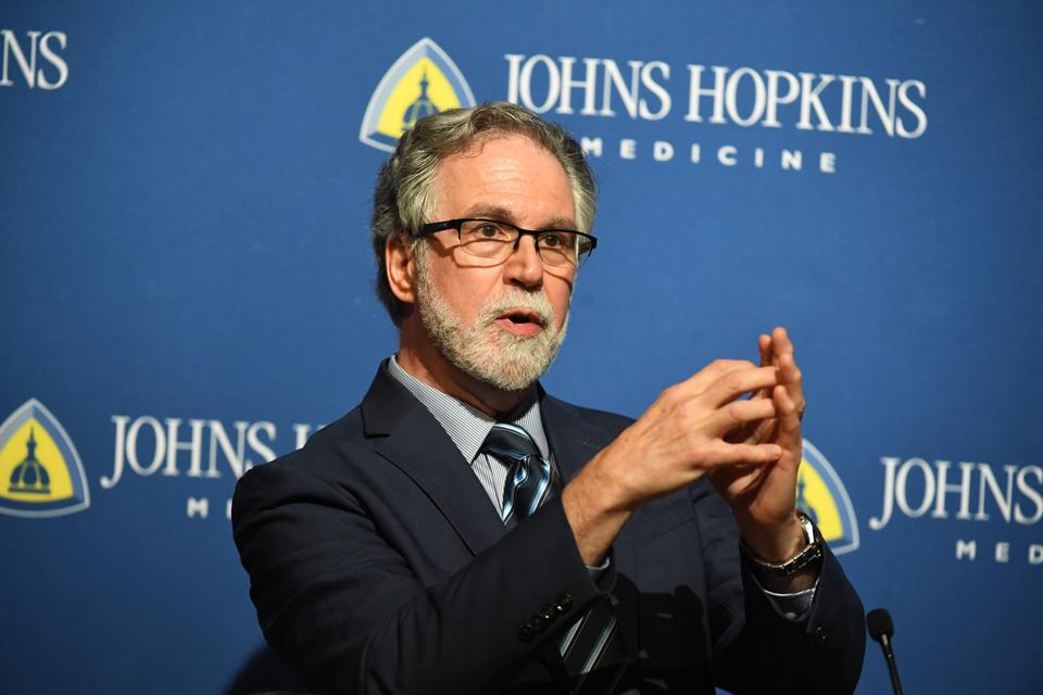 Johns Hopkins Prof. Gregg Semenza Shares Nobel Prize Win For Medicine