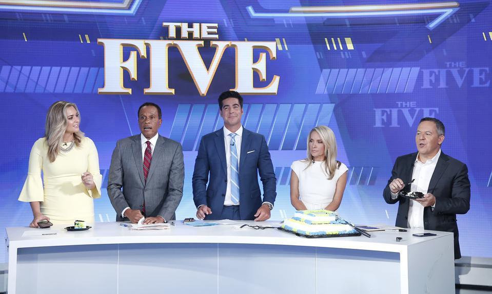 'We Passed CNN...And Never Looked Back': Fox News Hits 18 ...