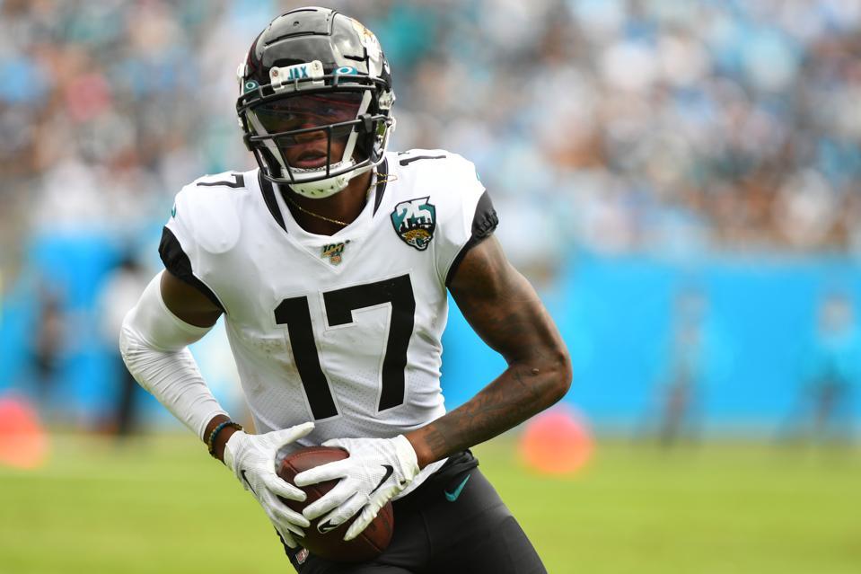 NFL: OCT 06 Jaguars at Panthers