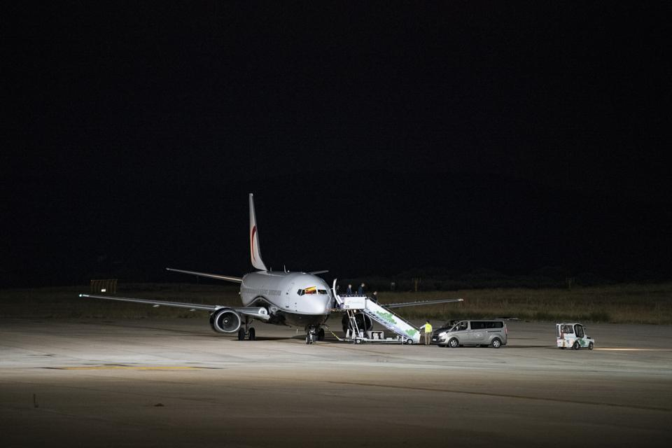 Ciudad Real Airport Receives A Plane Nine Years After