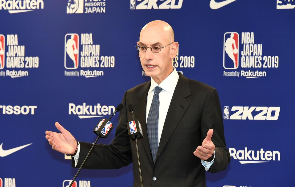 Houston Rockets v Toronto Raptors - NBA Japan Games