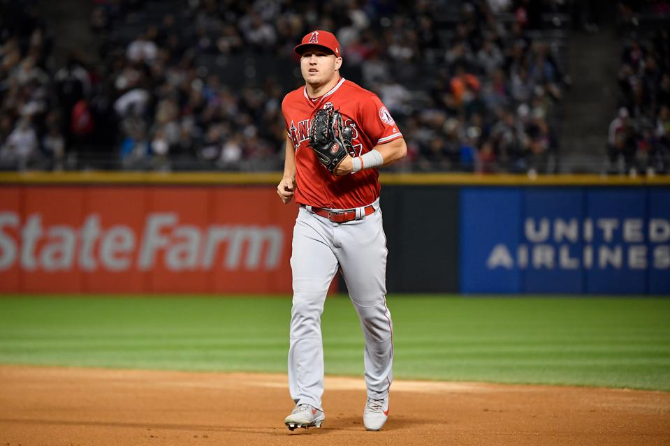 Mike Trout To Miss Remainder Of Los Angeles Angels' Season After Right Foot Surgery