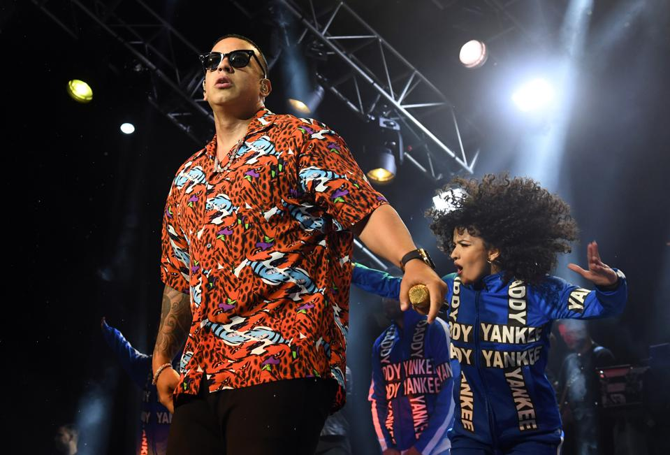 Daddy Yankee en concierto - Las Vegas, NV