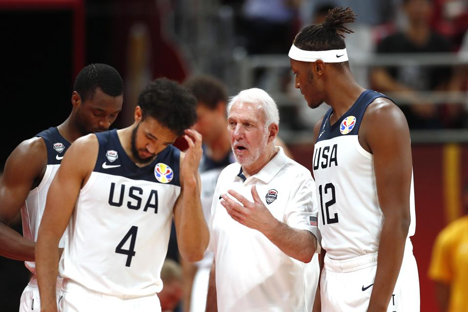 Usa Out Of World Cup 2020.Fiba Announces Draw Procedure For 2020 Olympic Qualifiers