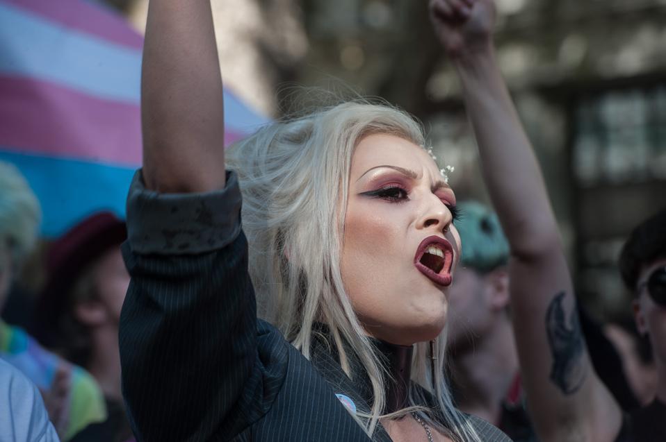 London Trans Pride 2019