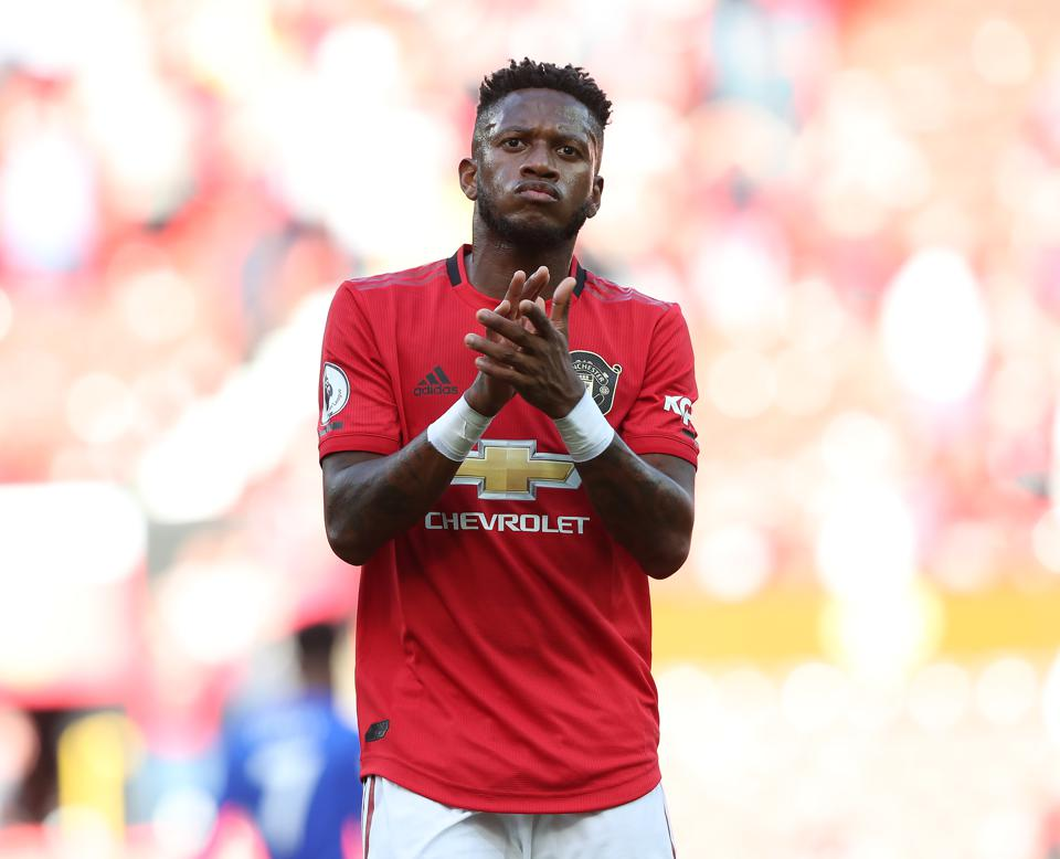 Manchester United Need Fred To Step Up To The Plate