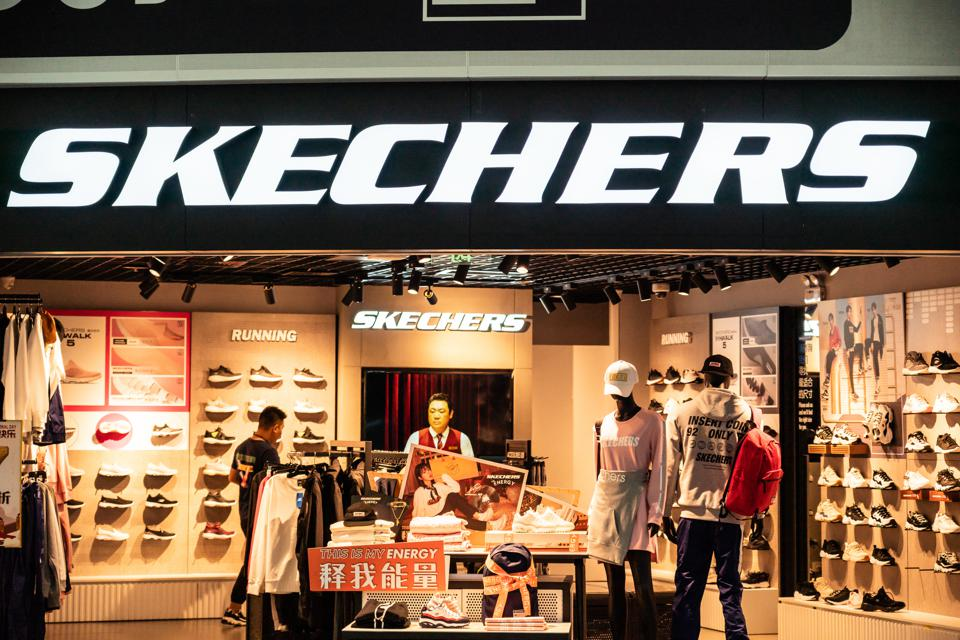 American lifestyle and performance footwear company Skechers...