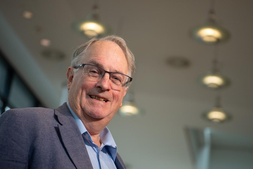 Nobel Prize in Chemistry - Stanley Whittingham