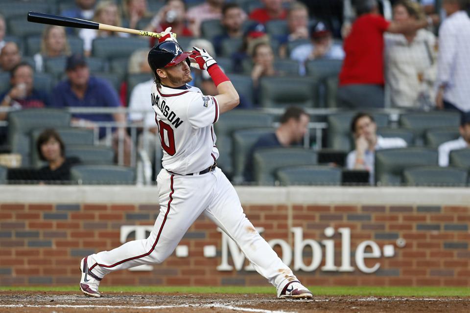 2019 NLDS Game 5 - St. Louis Cardinals v. Atlanta Braves