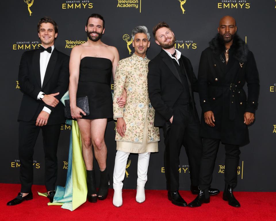 2019 Creative Arts Emmy Awards - Photo Room
