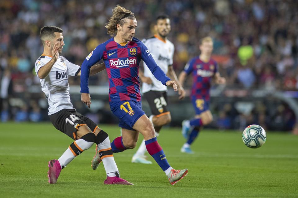 LaLiga North America Partners With Sling TV