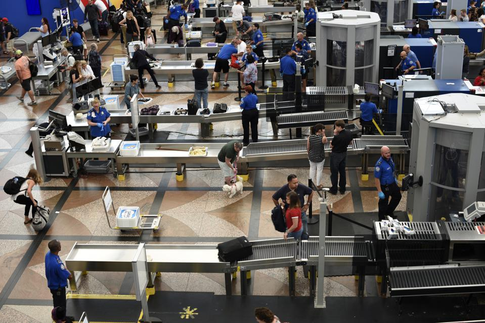 TSA Whistleblower Says Safety Corners Are Being Cut For Speed: 'We Are Long Overdue For An Attack'