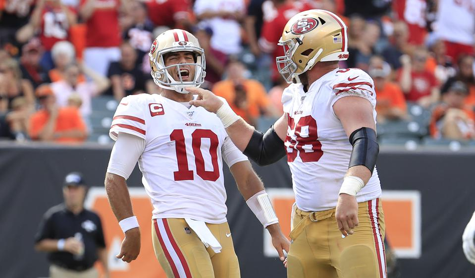 NFL Week 2: 49ers Blowout Bengals In Costly Victory