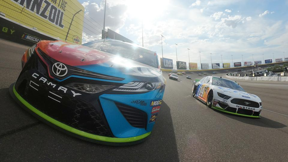 Monster Energy NASCAR Cup Series South Point 400