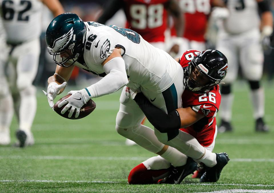 Injury Bug Bites Eagles Again In Frustrating Loss To Falcons