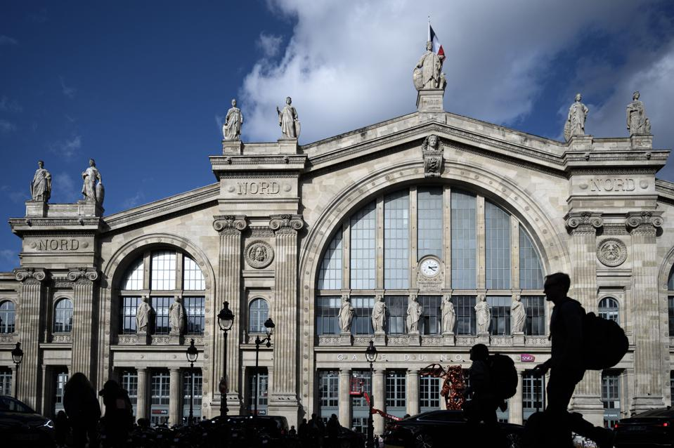 There's A Revolution In The Works At Paris' Gare Du Nord