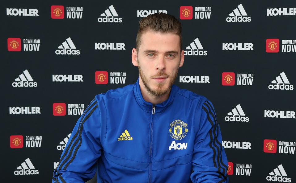 best service e21eb 67f12 David De Gea Is Manchester United's Best Signing Of The Summer