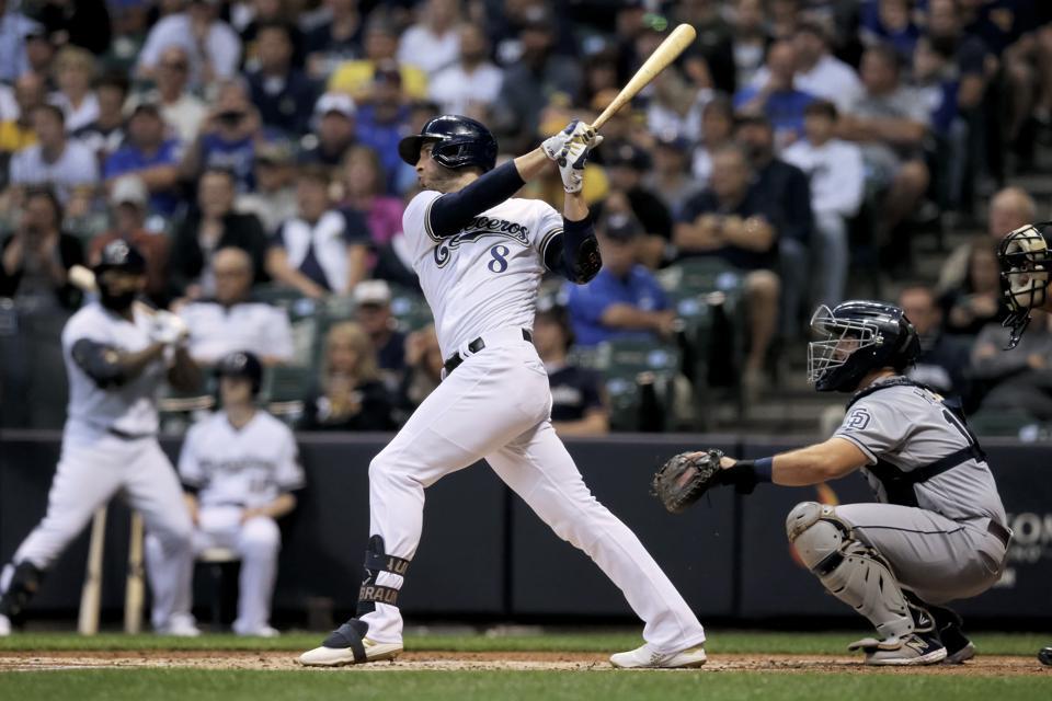San Diego Padres v Milwaukee Brewers