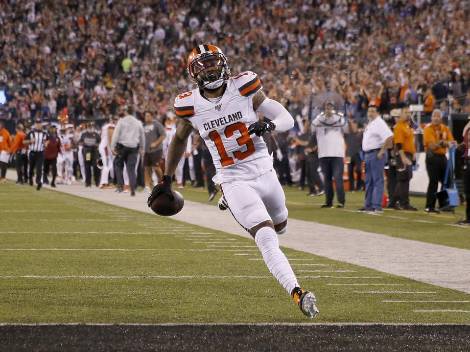 release date 663c4 3a2a8 Takeaways From The Cleveland Browns' 23-3 Win Over The New ...