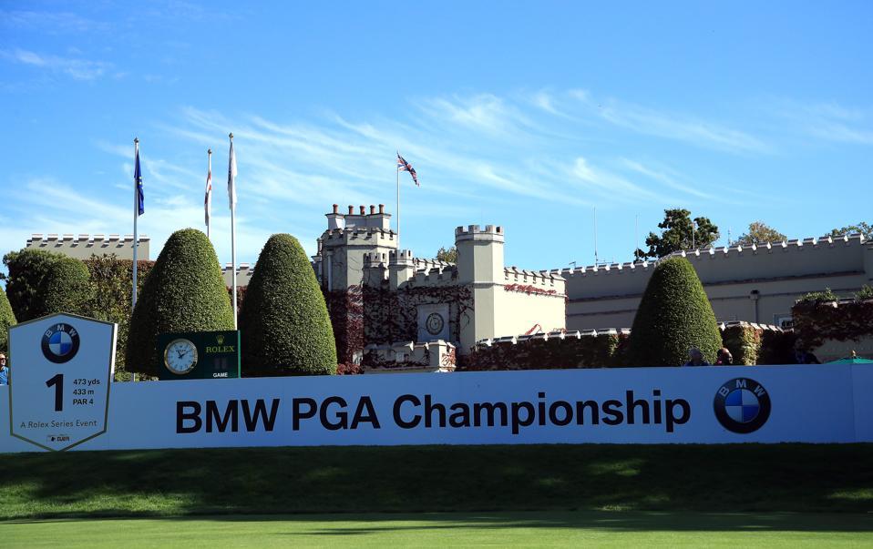 Campeonato BMW PGA Wentworth