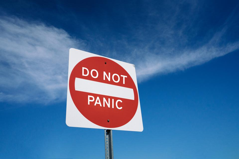 Don't Panic! 5 Strategies For Controlling Your Fear About Stock ...