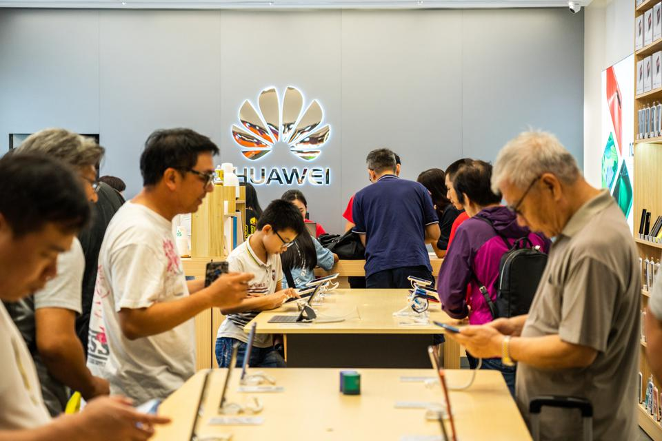 Huawei Moves To Dodge Google Ban Just As U.S. Fight Gets Personal