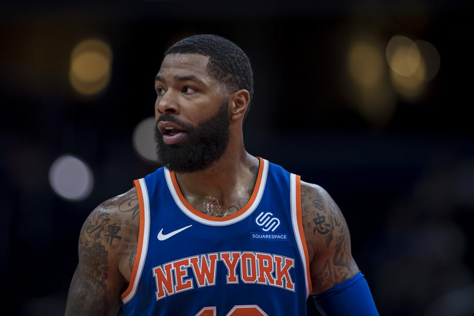 Marcus Morris Responds To Kevin Durant: 'I Just Was Never A Fan Of Doing What's Cool'