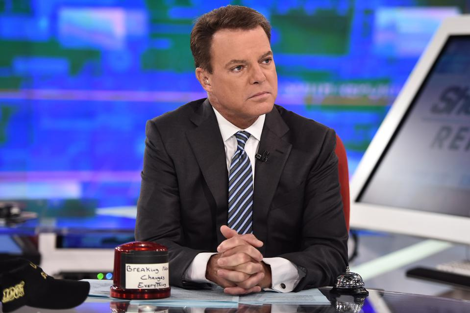 Jane Skinner Visits ″Shepard Smith Reporting″