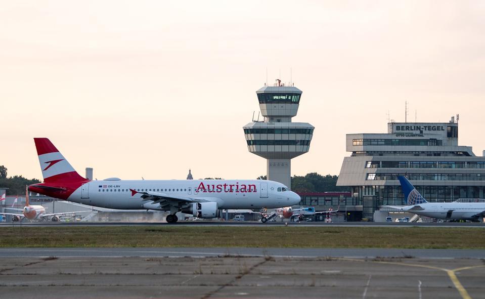Austrian aircraft