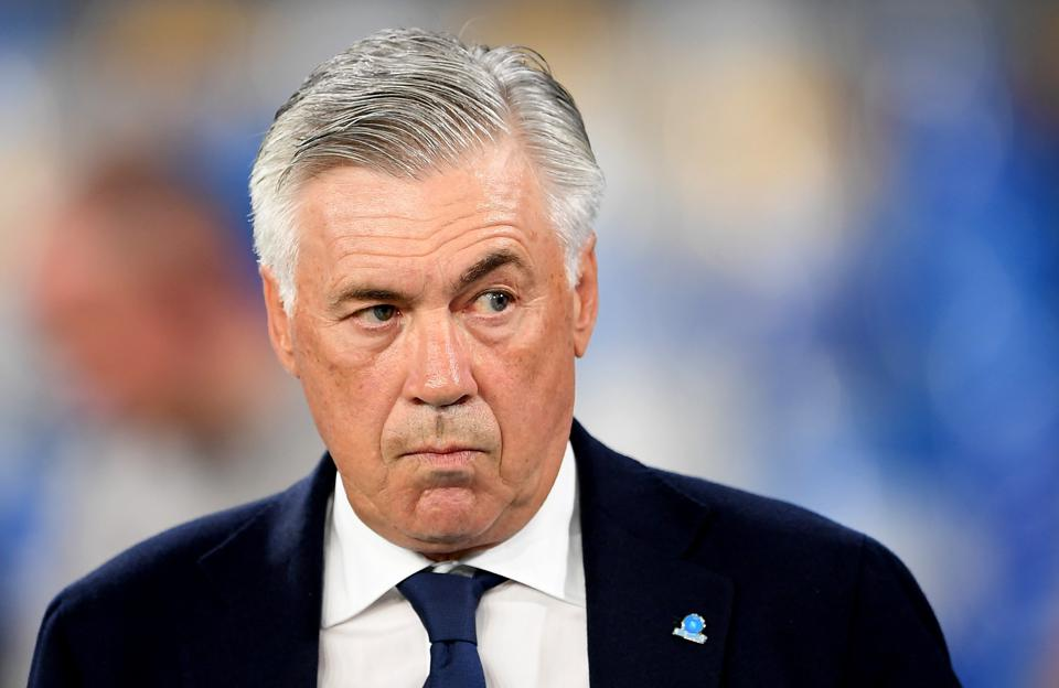 Veteran Boss Carlo Ancelotti Criticises Serie A Marketing Approach