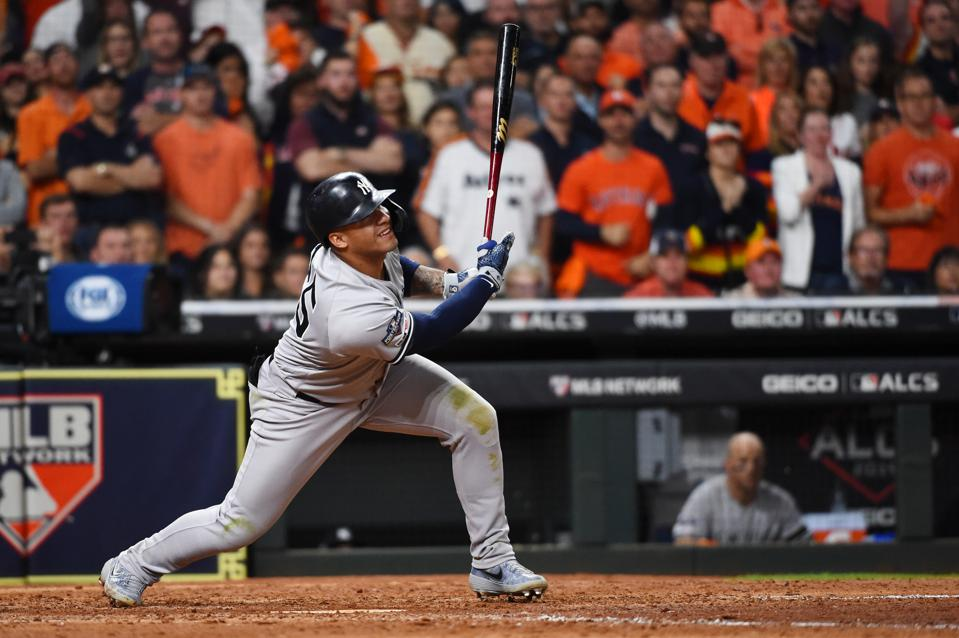 Yankees' Gleyber Torres Plates Five In ALCS Opener: A Look At Other Memorable October Moments From Players Under 25