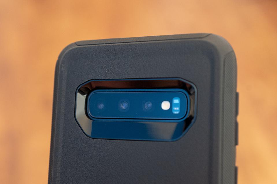 Smart Phone Multiple Cameras