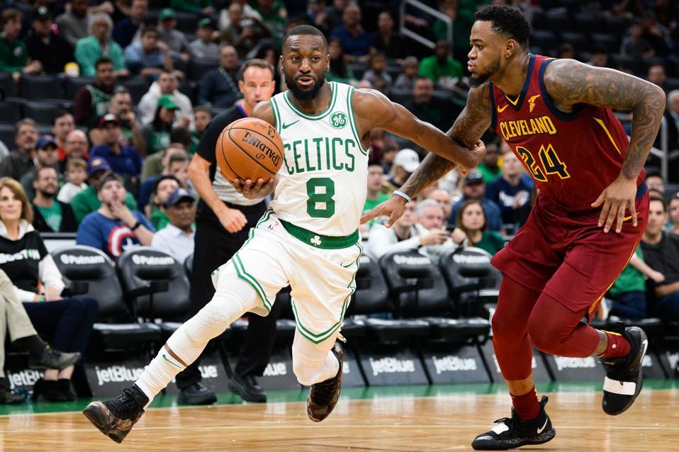 Cleveland Cavaliers proti Boston Celtics