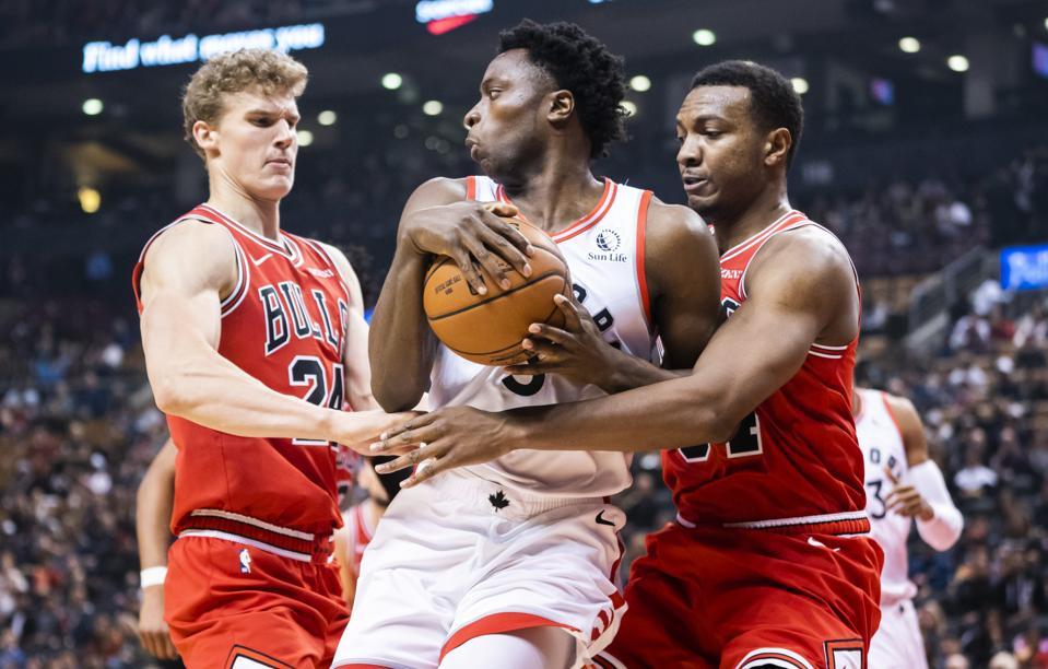 Bulls Exercise 2020-21 Options On Lauri Markkanen, Wendell Carter Jr., Chandler Hutchison