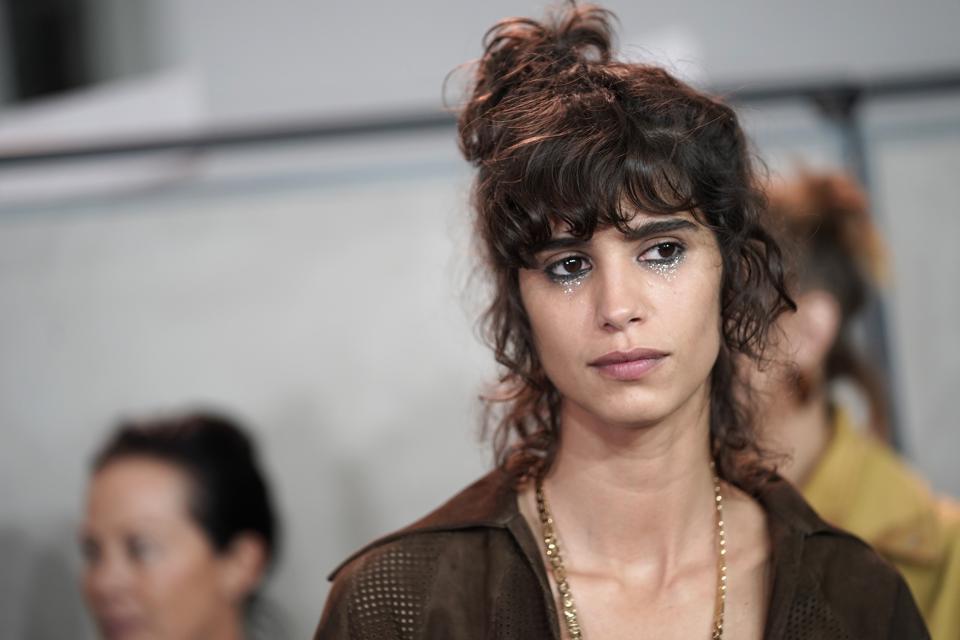 Fendi - Backstage - Milan Fashion Week Spring/Summer 2020
