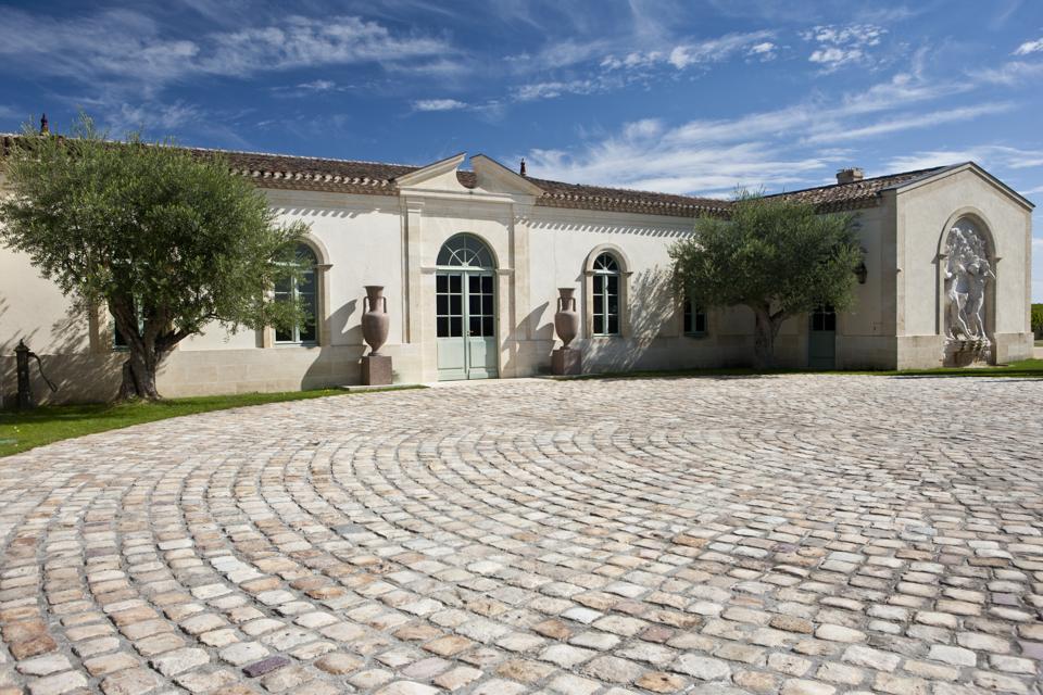 Château Petrus in Pomerol, Bordeaux, France