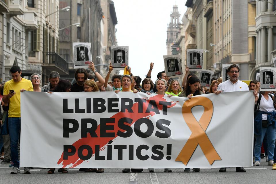 SPANYOL-CATALONIA-POLITIK-TRIAL