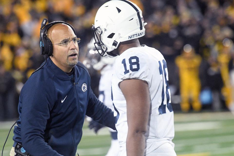 Penn State Was Wrong To Take Away Football Players' Warm-up Shirts Supporting Jonathan Sutherland