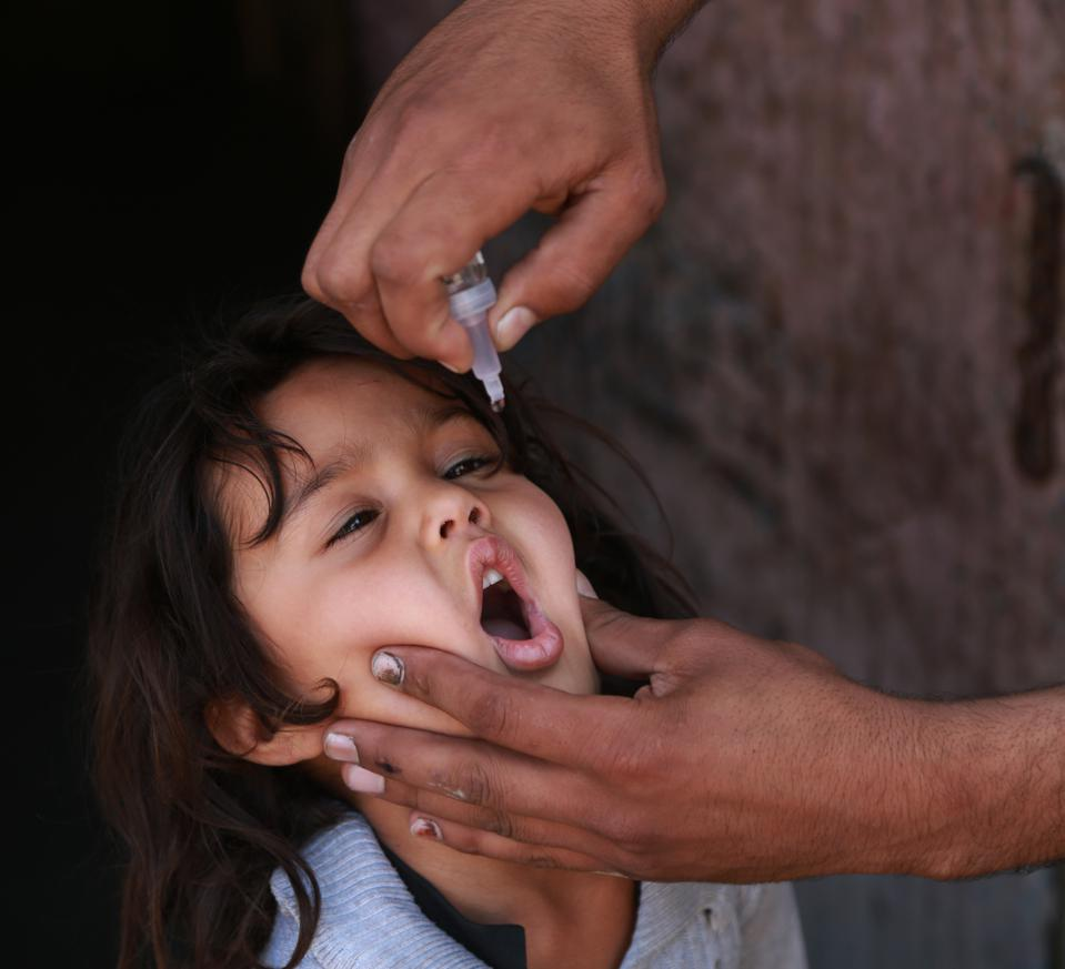 AFGHANISTAN-KABUL-VACCINATION CAMPAIGN